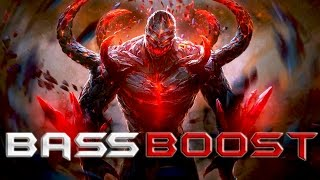 BASS BOOSTED MUSIC MIX → Best Of EDM & TRAP Gaming Music 2017