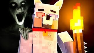 SCARIEST MAP EVER - THE CURSED NEIGHBOR - MINECRAFT HORROR MAP