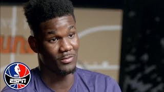 Deandre Ayton on the insult that helped him become No. 1 pick | NBA Countdown