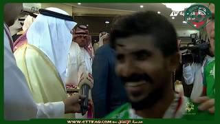 تتويج نادي الإتفاق السعودي ببطولة تبوك الدولية الثانية 2017