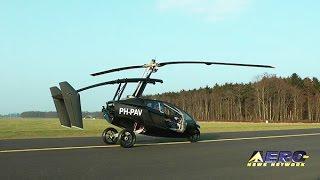 Airborne 10.13.16: Flying Car School, UAV Data Plans, True Blue Power R44 STC