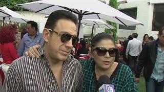Victoria Ruffo aclaró rumores sobre su marido