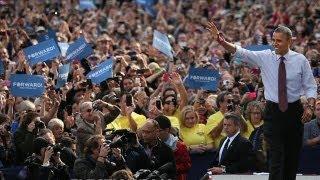 Obama, Romney Return to Campaign Trail