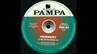 Matthew Herbert - It's Only (DJ Koze Remix)