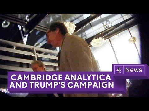 Xxx Mp4 Cambridge Analytica Undercover Secrets Of Trump S Data Firm 3gp Sex