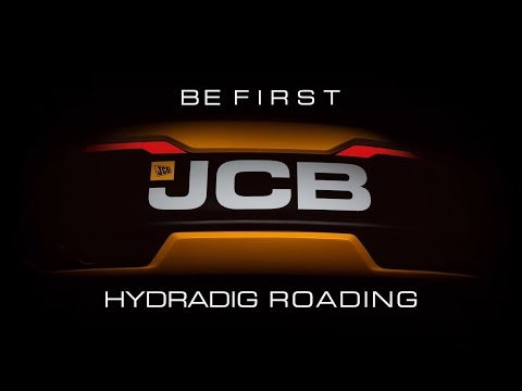 JCB HYDRADIG How to: Roading