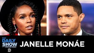 "Janelle Monáe - Embracing the Uniqueness of Women with ""Dirty Computer"" 
