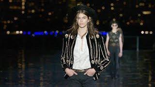 Saint Laurent | Spring Summer 2019 Full Fashion Show | Menswear