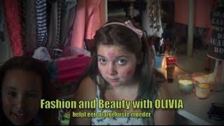 Fashion and Beauty with OLIVIA helpt een plat gekuste moeder