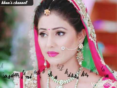 Hina khan what s app status