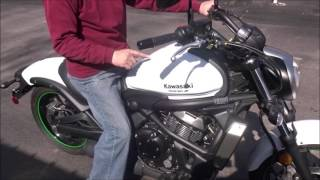 My 2015 Kawasaki Vulcan S 650 Delivery !! From V Star 1100 to V-S650