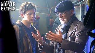 "Ready Player One ""Steven Spielberg"" IMAX Featurette (2018)"