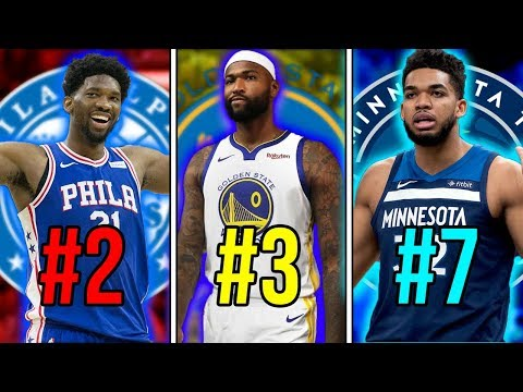 Xxx Mp4 Ranking The BEST Center From EVERY NBA Team In The 2018 19 Season 3gp Sex