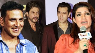 Akshay Kumar Took Dig @ Salman & Shahrukh