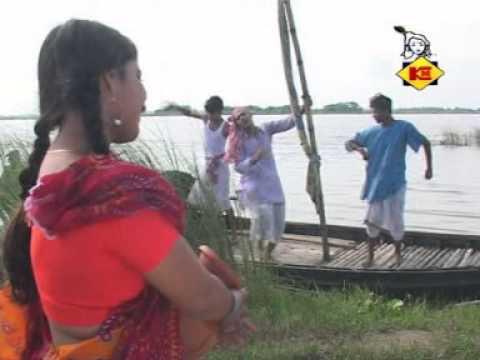 Bengali Folk Geet   Sundoira Naoer Majhi   Polli Geet Bangla Song   Krishna Music