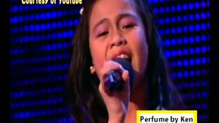 Young Pinay singer received standing ovation from Simon Cowell