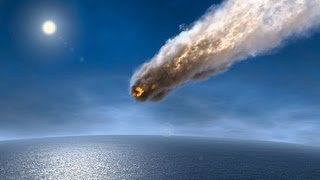 Comet or asteroid to hit the earth?