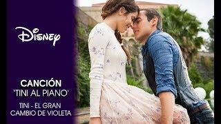 Tini - El gran cambio de Violetta | Tini al piano | Disney Oficial