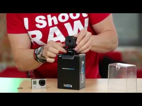 Small, NOT exactly: GoPro HERO4 Session Unboxing and Sniff Test