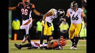 """NFL Best """"Small Guy"""" Hits 