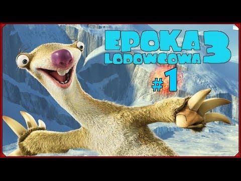 Zagrajmy w Epoka Lodowcowa 3 Era Dinozaurów 1 Kryształy Sida