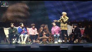 [ENG/FULL] Let Me ( Switch Part) - GOT7 3rd Fan Meeting DVD