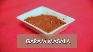 Garam Masala by Archana || Indian Food Network