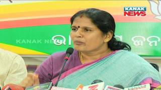 BJP Demands Action Against Damodar Rout
