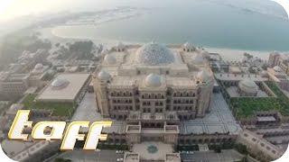Das 3 MILLIARDEN DOLLAR HOTEL – Emirates Palace in Abu Dhabi | taff | ProSieben