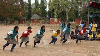Premananda High School - Sports Day 2015