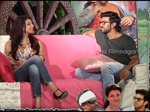 Xxx Mp4 Govindudu Andarivadele Success Meet Interview Part 1 Ram Charan Kajal Aggarwal Krishna Vamsi 3gp Sex