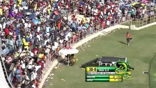 CPL 2014 Highlights - Match 3 Jamaica Tallawahs vs St Lucia Zouks