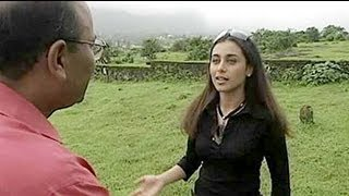 Walk The Talk: Rani Mukherji (Aired: August 2003)