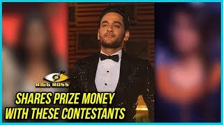 Vikas Gupta Divides His PRIZE MONEY With These Bigg Boss 11 Contestants