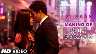 Making of KORI PUKAAR Song | ZUBAAN | Vicky Kaushal, Sarah Jane Dias | T-Series