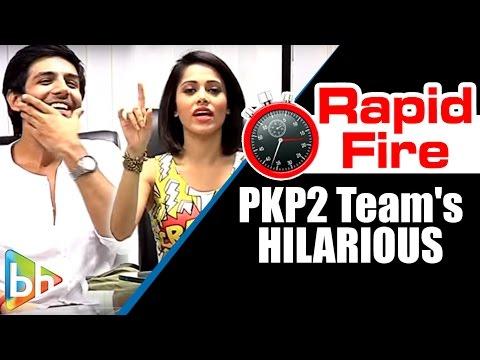 Xxx Mp4 Pyaar Ka Punchnama 2 Team S HILARIOUS Rapid Fire On Salman Khan After Sex Talks 3gp Sex