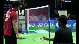yonex sunrise india open 2011 Final Tantowi Ahmad Liliyana Natsir vs Fran Kurniawan Pia Zebadiah Bernadeth YONEX SUNRISE India Open 20111