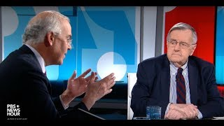 Shields and Brooks on Cohen filings and Bush's legacy