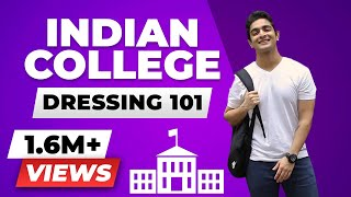 Indian College Dressing 101   Indian TEENAGERS & MEN'S Style   BeerBiceps Fashion