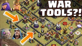 Die WAR TOOLS ☆ Clash of Clans ☆ CoC