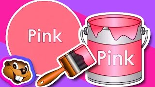 The Paint is Pink - Preschool Music Baby Songs