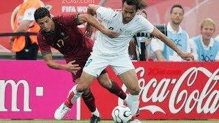 Karimi vs Ronaldo [HQ]