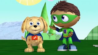 Super Why 201 - Super WHY and Woofster Finds a Home | Cartoons for Kids