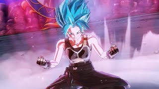 GODLY INCARNATION! Super Saiyan Blue Kaioken x10 CaC Transformation | Dragon Ball Xenoverse 2 Mods
