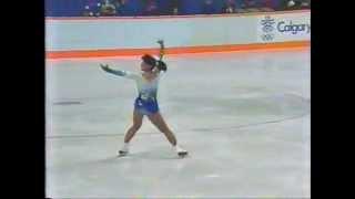 Midori Ito 1988 Calgary Olympics LP