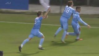 UNC Men's Soccer: Wright's Late Goal Secures 2-1 Win at Duke