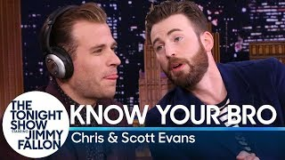 Know Your Browith Chris and Scott Evans