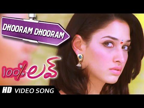 Xxx Mp4 Dhooram Dhooram Video Song 100 Love Movie Naga Chaitanya Tamannah 3gp Sex