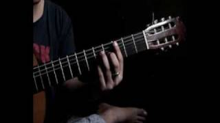 3 Hari Untuk Selamanya Guitar Tutorial (Left Hand 1)