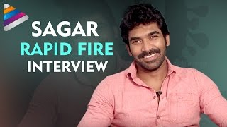 Anushka is my Dream Girl to Date says Mogali Rekulu Fame Sagar | Rapid Fire Interview | Siddhartha